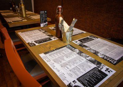 Dhaba15 menu